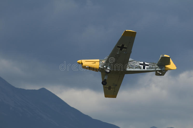 Download Retro Sky Team - Demonstration In The Airshow Editorial Photo - Image: 20343896
