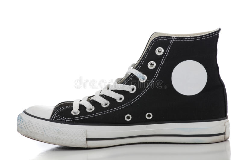 Download Retro Sneaker On A White Background Stock Photo - Image: 19721678