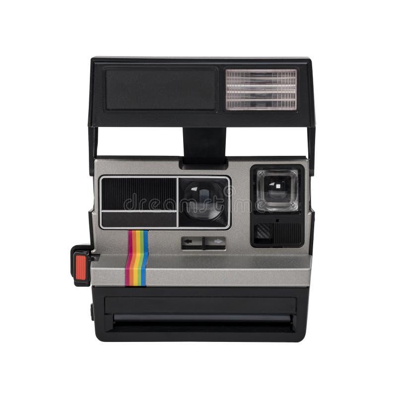 Retro- sofortige Kamera stockbilder