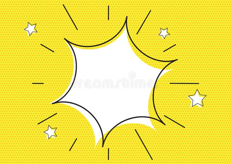 Retro starburst background vector illustration