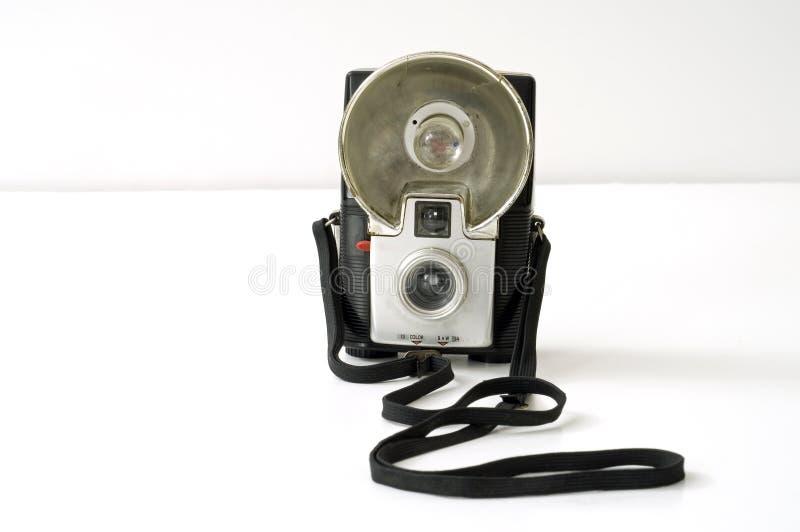 Retro Starflash Kodak Camera Stock Image
