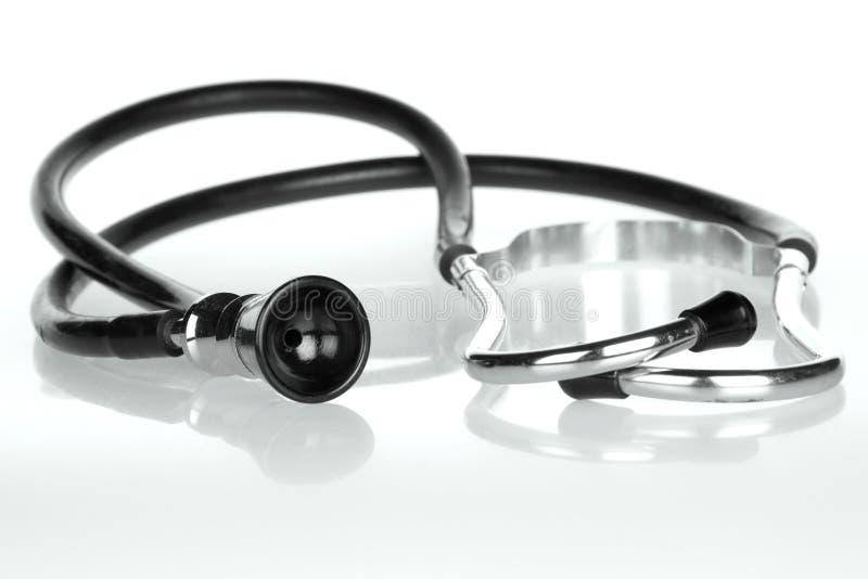 retro stetoskop royaltyfria foton