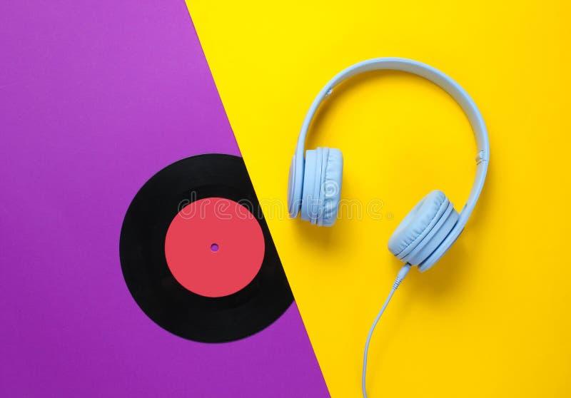 Retro stile Mante della musica immagini stock
