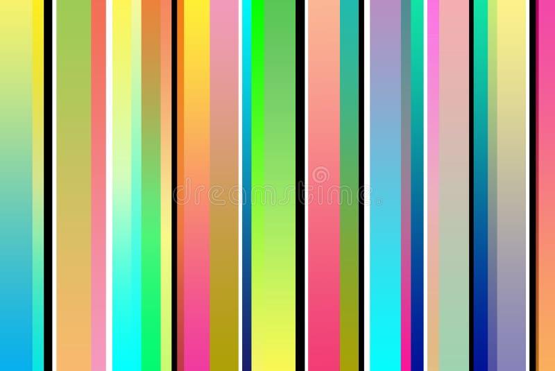 Retro Stripes vector illustration