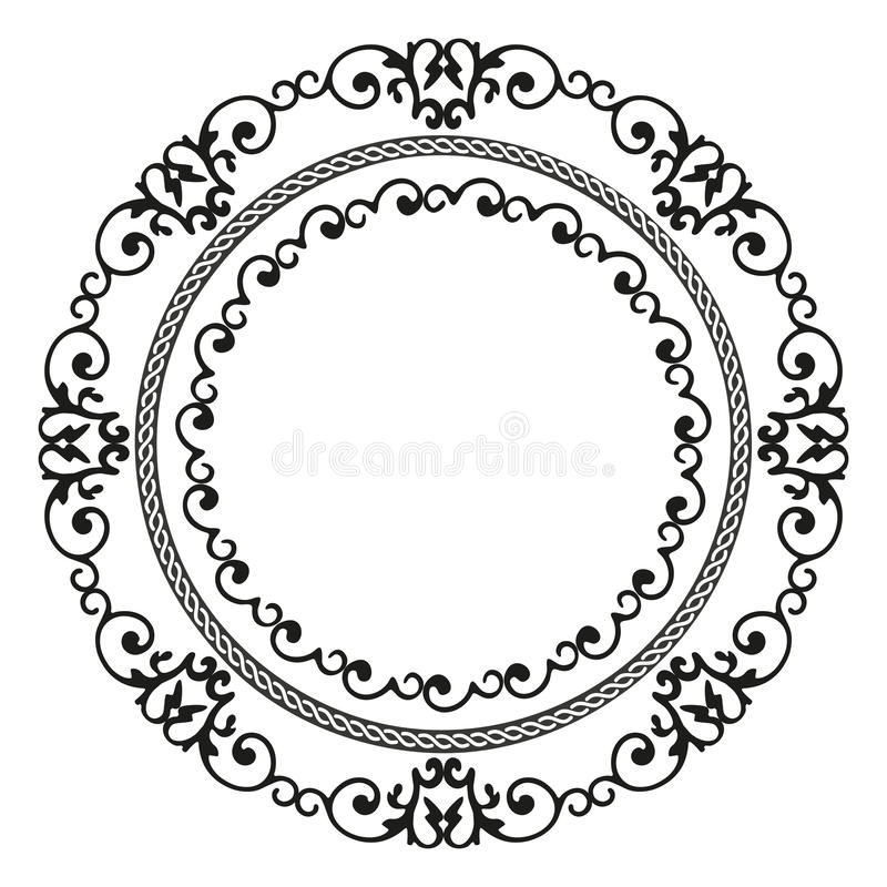 Download Retro Struttura Antica Di Vettore Decorativo D'annata Del Fondo Illustrazione Vettoriale - Illustrazione di antique, classico: 55350862