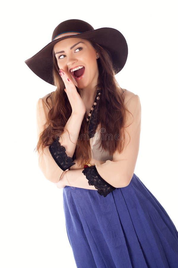 Download Retro Style Emotion Portrait Stock Photo - Image: 23622992
