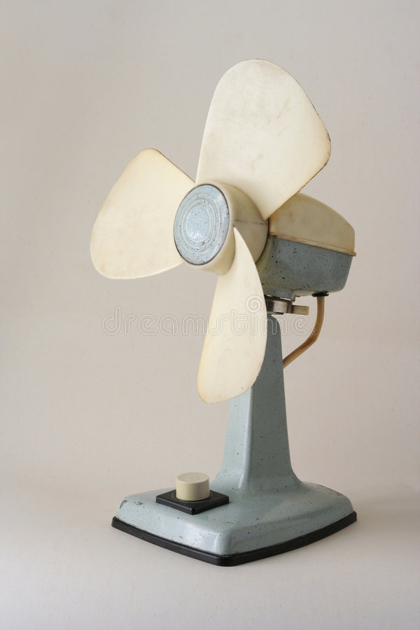 Download Retro style ventilator stock photo. Image of technology - 3823864