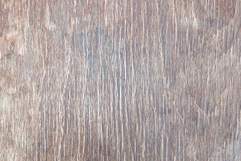 Old brown wooden background with vartical wood structure front view closeup stock photography
