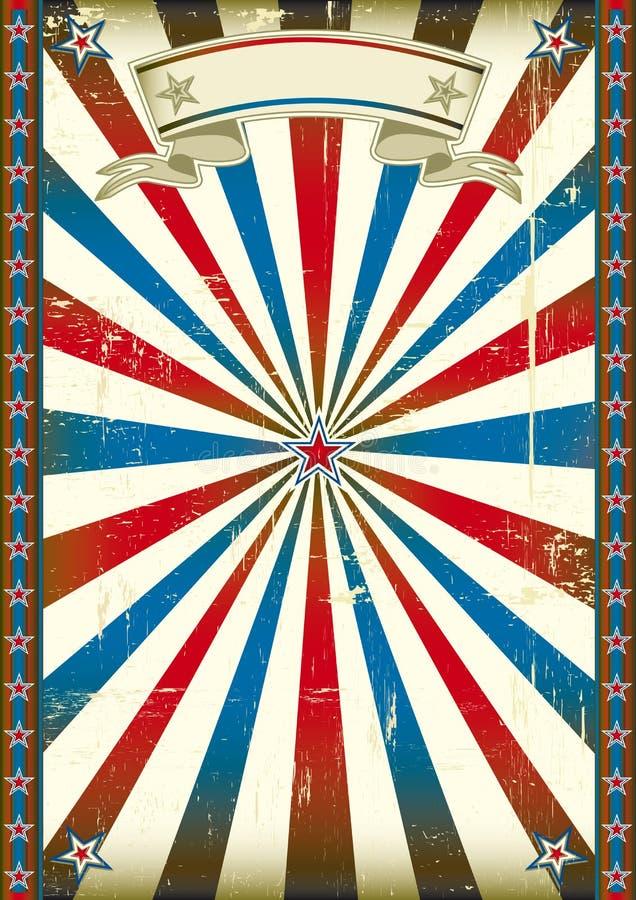 Retro stylowy tło royalty ilustracja