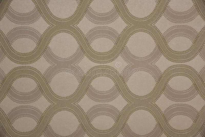 retro tappningwallpaper för trevlig prydnad royaltyfri foto