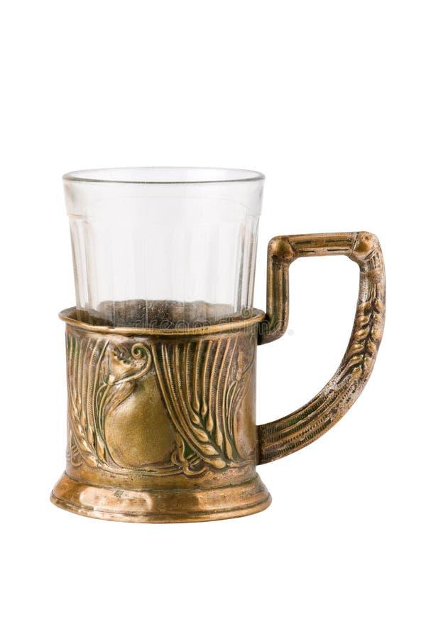 Retro Tea Cup Stock Photo