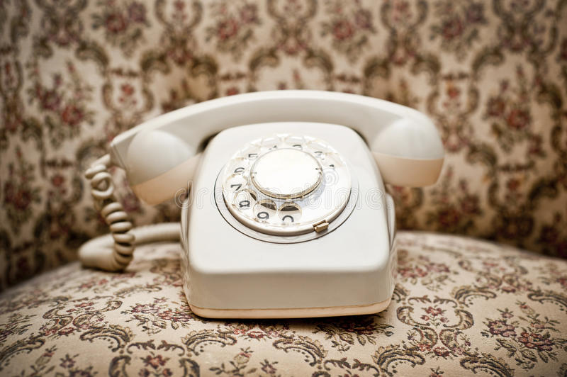 Download Retro Telephone Stock Image - Image: 20709511