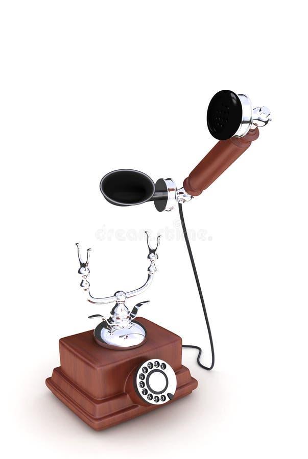 Free Retro Telephone Royalty Free Stock Image - 4796936