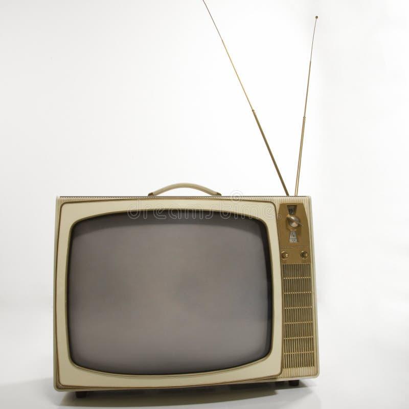 retro television στοκ φωτογραφία με δικαίωμα ελεύθερης χρήσης