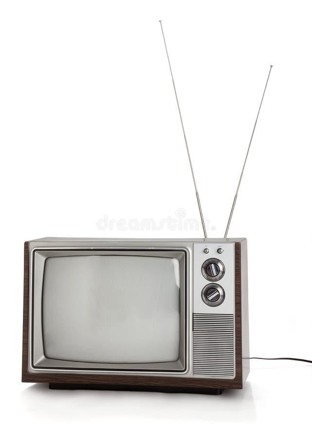 Free Retro Television Set Royalty Free Stock Photos - 9773228