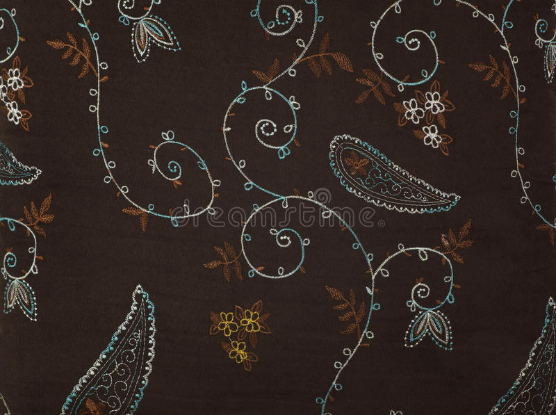 Download Retro textile fabric stock image. Image of pillow, pattern - 16063745