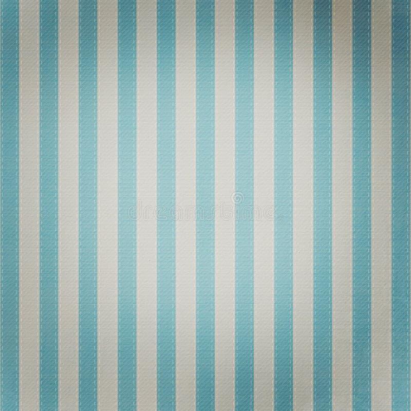 Retro texture with ribbon vector illustration