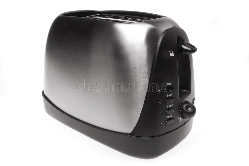 Retro- Toaster stockfoto