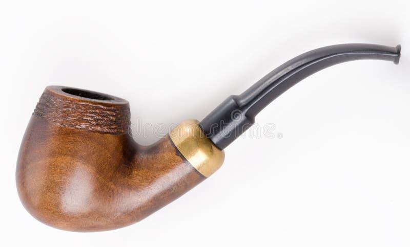 Retro Tobacco Pipe Royalty Free Stock Photo
