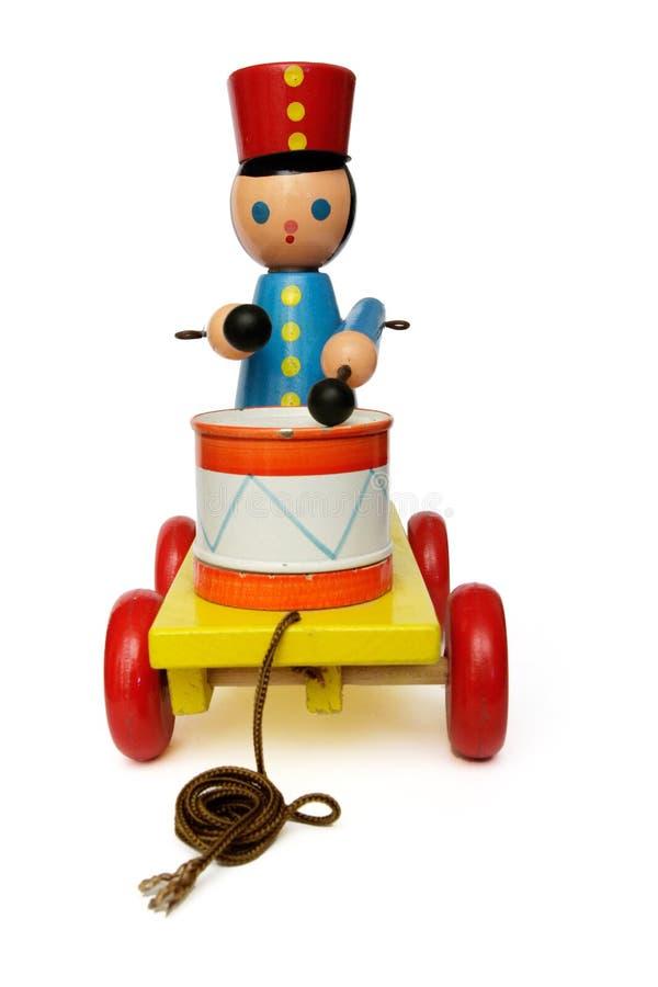 Retro toy royalty free stock photo