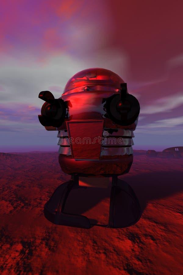 Retro toy Robot 3