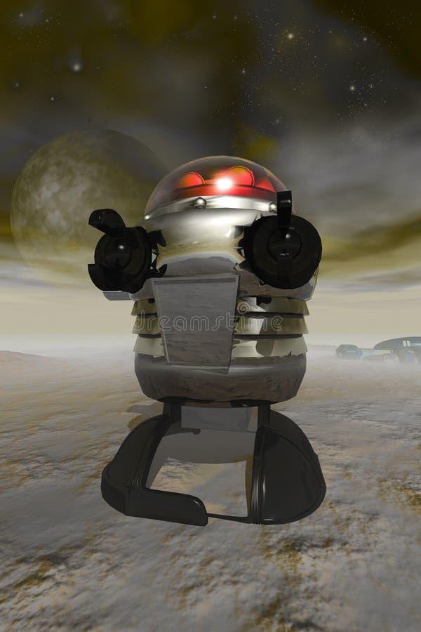 Free Retro Toy Robot 5 Stock Photo - 16798920