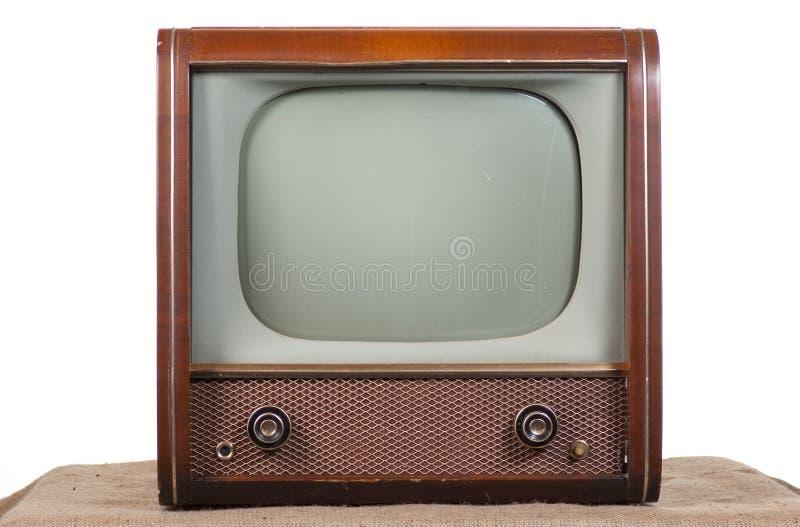 Retro TV stock fotografie