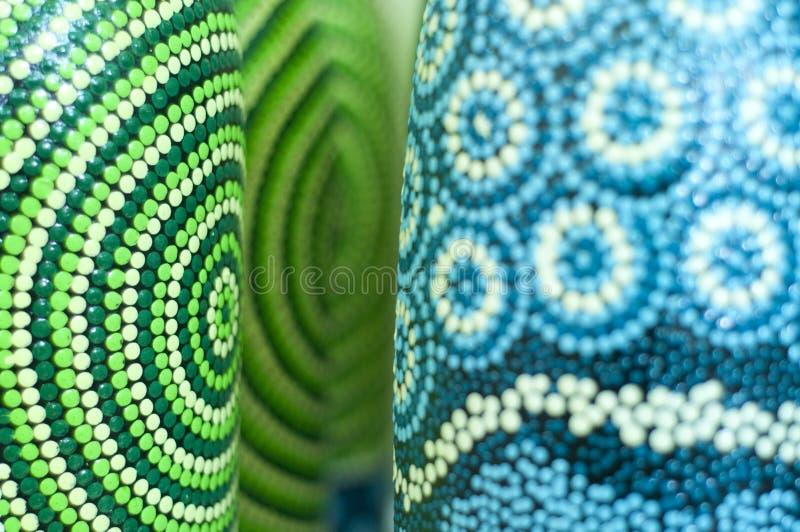 Retro- Vase stockbild