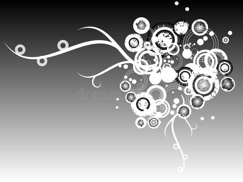 Retro vector royalty-vrije illustratie