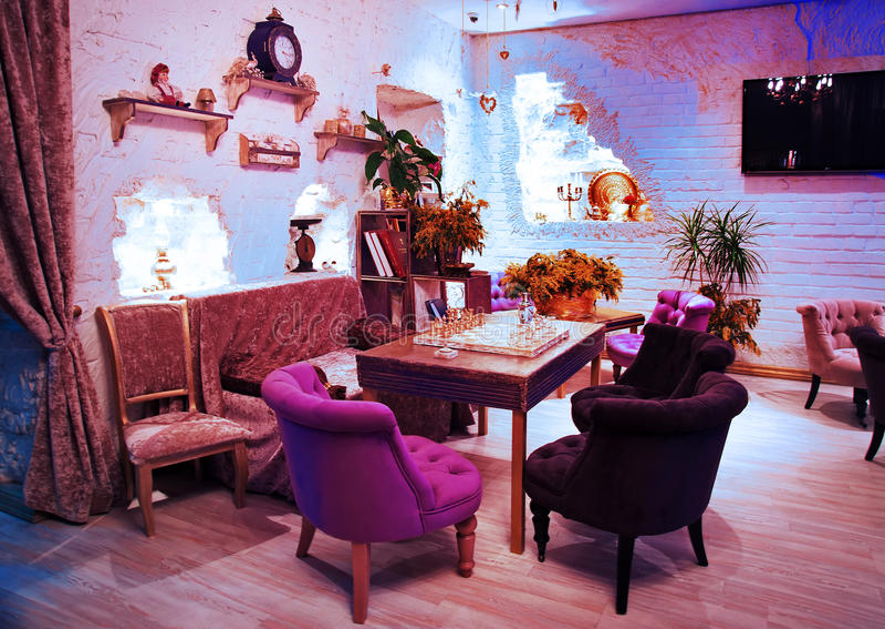 download retro vintage luxury interior restaurant night club stock photo image of indoors