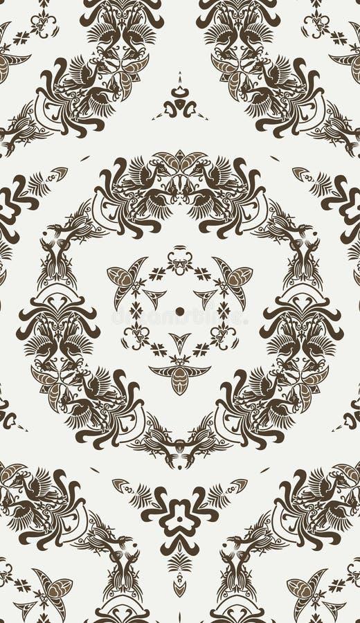Download Retro wallpaper stock vector. Illustration of background - 25215552