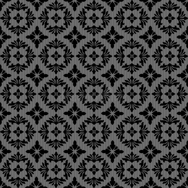 retro wallpaper vektor illustrationer