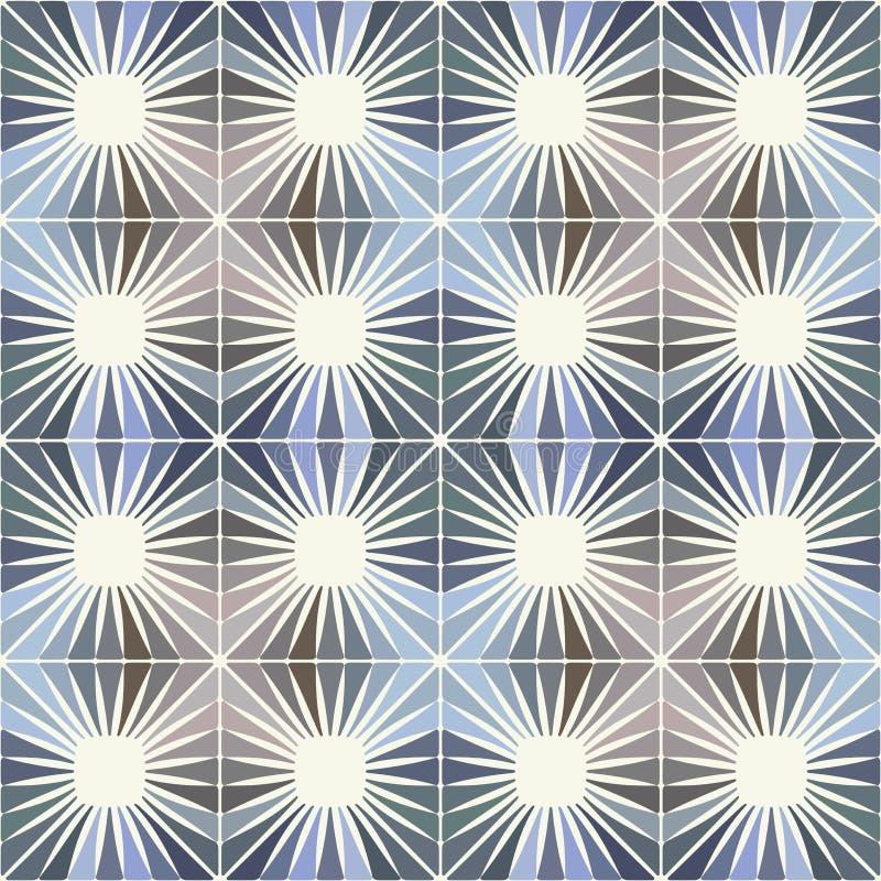 Retro wallpaper - Vintage vector pattern. Retro wallpaper - Vintage 2d vector pattern vector illustration