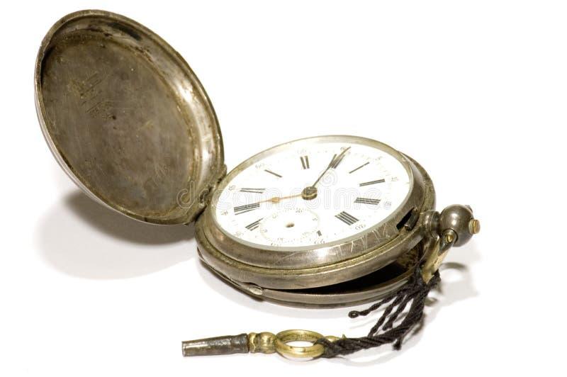 retro watch arkivbild