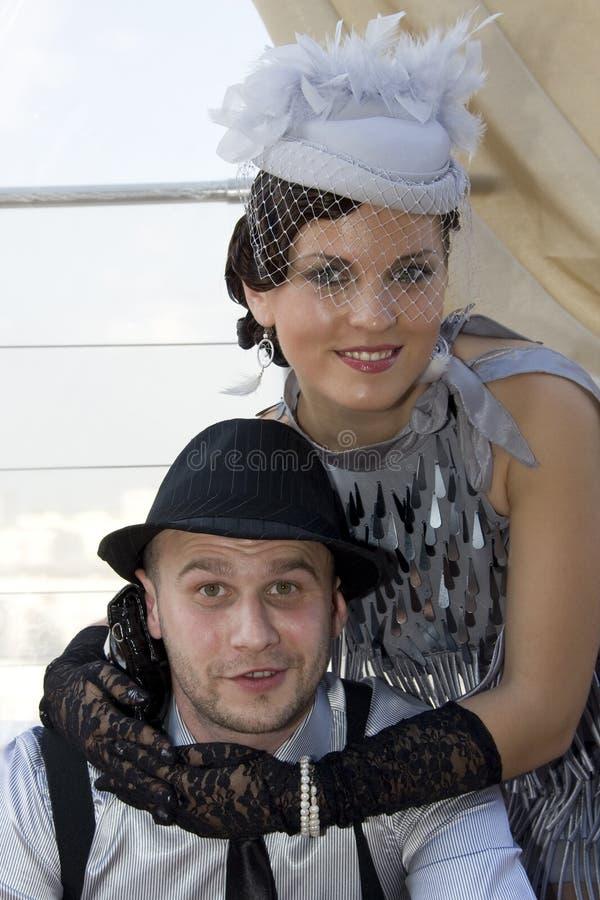 Download Retro wedding stock photo. Image of fashion, family, fashioned - 15053062