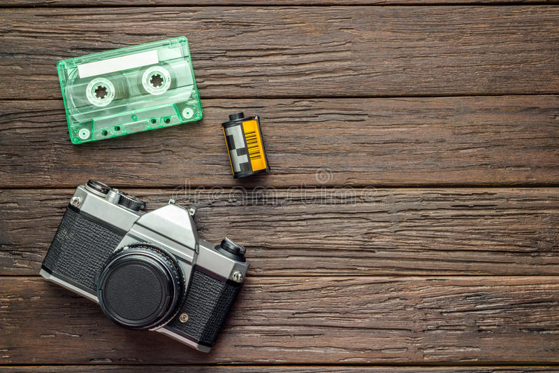 Retro wijnoogst, concept royalty-vrije stock fotografie