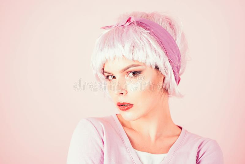 Retro woman in pink color. Glamour fashion model. Woman. summer fashion style. Beauty salon and hairdresser. Fashion. Portrait of woman. fashion girl with stock photos