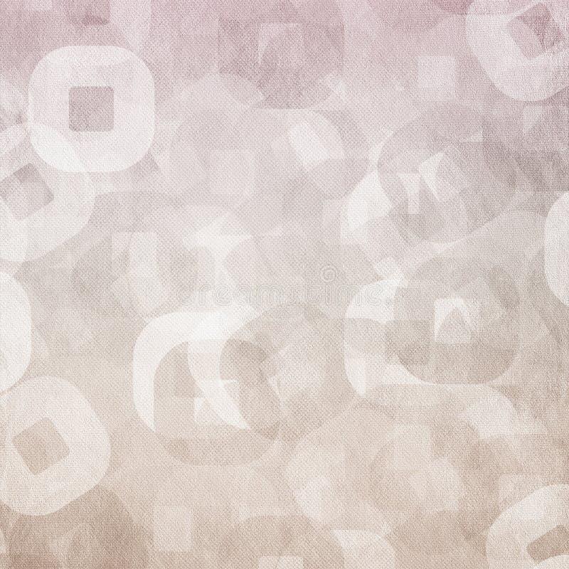 Retro wzorzysty tło zdjęcia stock