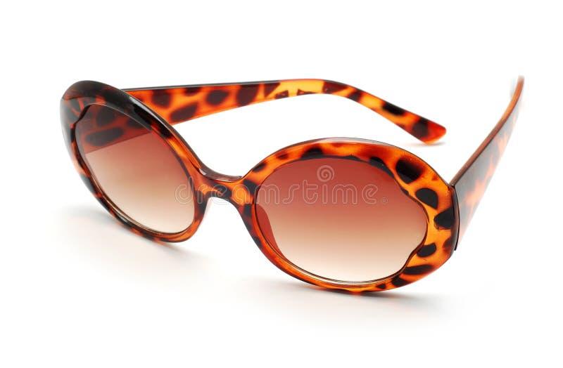 Retro zonnebril royalty-vrije stock afbeeldingen