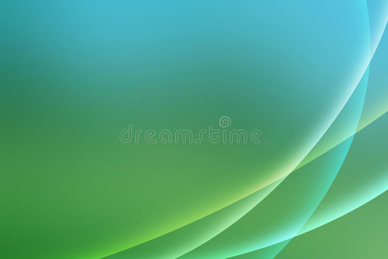 Rettangoli blu 2 illustrazione vettoriale