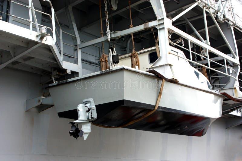 Rettungsboot lizenzfreies stockfoto