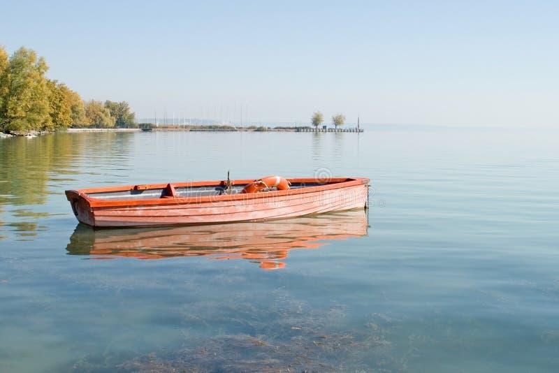 Rettungsboot. lizenzfreie stockfotografie
