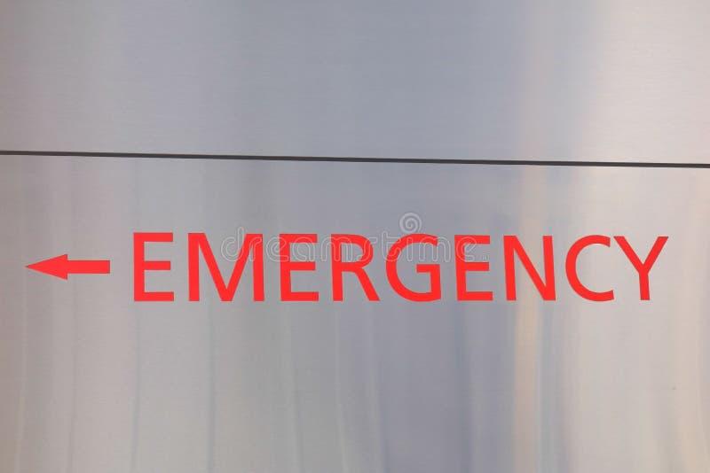 Rettungszeichen lizenzfreies stockbild