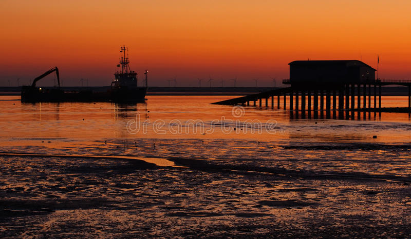 Download Returning home stock photo. Image of gold, dredge, landing - 36324558