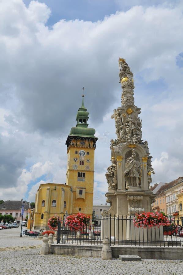 Retz en Autriche image stock