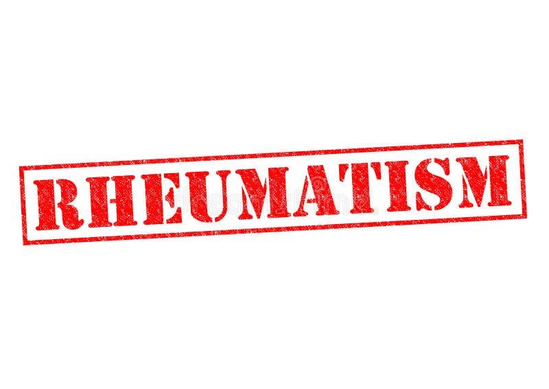 reumatiek royalty-vrije illustratie