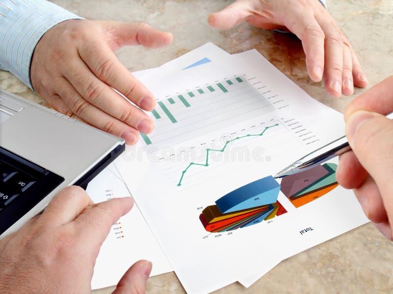 Reunião de negócio. fotos de stock royalty free