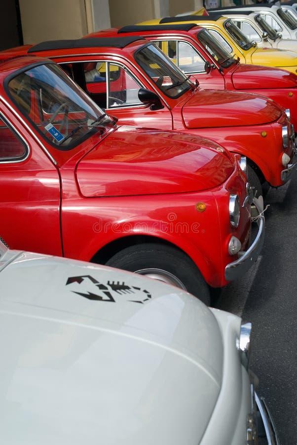 Reunión clásica del coche imagen de archivo libre de regalías