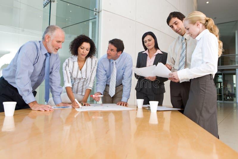 Reunión de la unidad de negocio