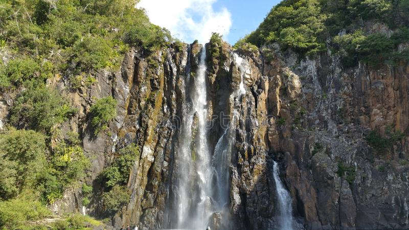 Reunion Island royaltyfri bild
